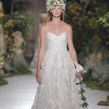 Kleid von Reem Acra. Credits_ Barcelona Bridal Fashion Week(1)
