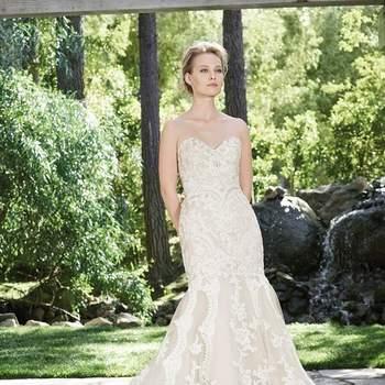 Casablanca Bridal Collection; Fall 2016: Daphne 2254