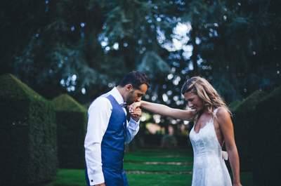 Leur rencontre fracassante, sa demande Old School... Gautier nous raconte son beau mariage avec Hélène