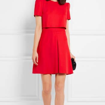 9f17ad289 Vestidos de fiesta rojos cortos 2017  encuentra el diseño perfecto para ti