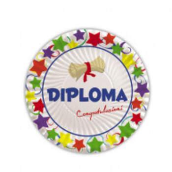 Assiettes Diploma 10 Pièces - The Wedding Shop !