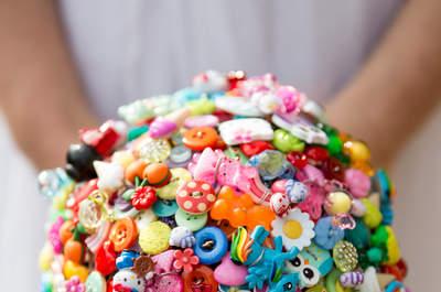 Artificiais ou naturais: bouquets de noiva perfeitos para a noiva perfeita!