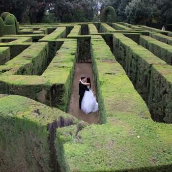 Los lugares más bonitos de España para tu reportaje de boda. ¿Cuál elegirías? ¡Déjanos tu voto!