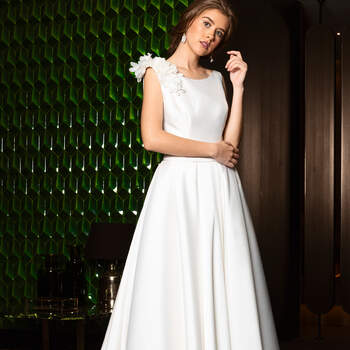 Créditos: Atelier Gio Rodrigues | Coleção 2020 | Modelo do vestido: Cecillie