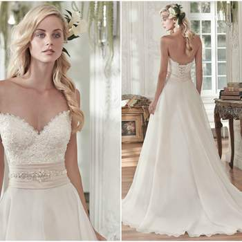 """<a href=""""http://www.maggiesottero.com/maggie-sottero/poppy/9521"""" target=""""_blank"""">Maggie Sottero Spring 2016o</a>"""