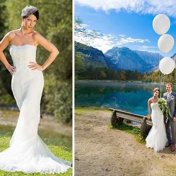 """Als Hochzeitsfotograf in Salzburg begleite ich Sie an Ihrem schönsten Tag des Lebens. Sollten Sie außerhalb von Salzburg heiraten ist das auch kein Problem, denn ich arbeite als Hochzeitsfotograf international. Gekonnt lenke ich den Blick auf das Wesentliche und erzähle Ihre persönliche Geschichte in ungestellten und ausdrucksstarken Bildern. Von der fotografischen Begleitung Ihres """"JA-Wortes"""" am Standesamt bis zur umfangreichen Hochzeitsreportage (angefangen bei den Vorbereitungen am Morgen des Hochzeitstages bis hin zum Brauttanz in den späten Abendstunden) – ich halte die wichtigen Momente in lebendigen Bildern fest. Ich halte stimmungsvolle Eindrücke der berührenden Momente Ihrer Hochzeit in zeitlosen Fotografien fest. Jedes Detail Ihrer Hochzeitsplanung wurde von Ihnen sorgfältig durchdacht und vorbereitet. Genau das macht Ihre Hochzeit zu etwas ganz Besonderem. Ich erkenne die wichtigen Details und verewige die emotionalen Momente Ihrer Hochzeit in einzigartigen Bildern. Auf den hauseigenen Druck- und Fertigungsanlagen lassen sich alle Ihre Wünsche zur Gestaltung Ihrer Hochzeitsdrucksorten (Einladungs-, Menü-, Tisch-, Dankeskarten, etc.), Fotobücher und Fotoausarbeitungen erfüllen. Von der gemeinsamen Umsetzung Ihrer Ideen und Vorstellungen bis zur persönlichen Gestaltung und Ausarbeitung erhalten Sie  alles verlässlich aus einer Hand."""