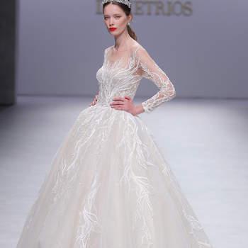 Demetrios. Barcelona Bridal Fashion Week.
