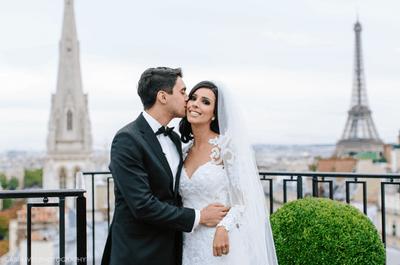 Destination Wedding em Paris: a cidade luz como palco do seu casamento!