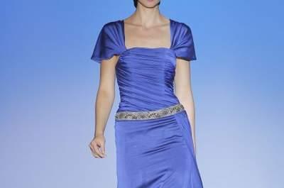 Elegantes vestidos de fiesta largos tendencias 2014