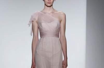 Una selezione di abiti da sposa romantici per il 2014