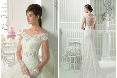 Giorgio Batane: vestidos de novia exclusivos para una boda de ensueño
