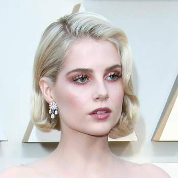 Lucy Boynton. Credits: Gordon Press