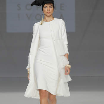 Sohpie et Voilà. Credits: Barcelona Bridal Fashion Week