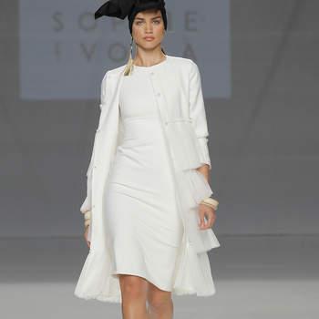 Sohpie et Voilà. Credits: Barcelona Bridal Fashion Week