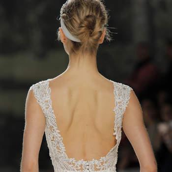 Vestidos de noiva com decote nas costas: vai querer ficar com todos!
