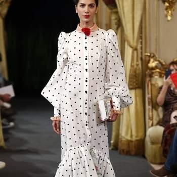 Cristina Piña. Credits: Atelier Couture