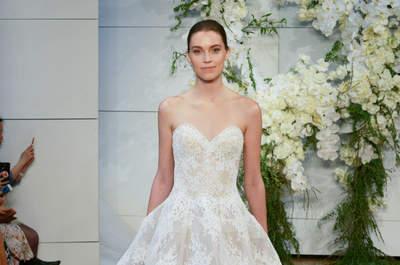 Свадебные платья с вырезом в форме сердечка