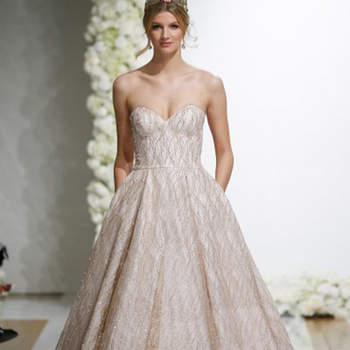 MoriLee. Credits: Barcelona Bridal Fashion Week