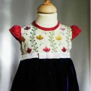 Mafalda C. : Création Couture pour Enfant Robe