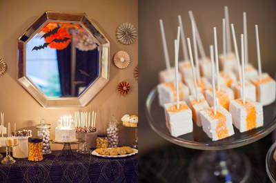 ¿Te casas en temporada de Halloween? Aquí las mejores ideas para decorar tu boda