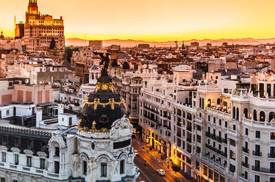 69 razones para casarte en Madrid