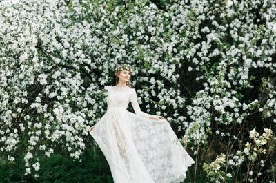 Платье ручной работы Анастасия Борисенок