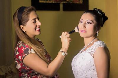 Atributos que te harán confiar en una make-up artist. ¡Luce hermosa en tu boda!