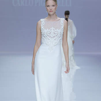 Credits: Carlo Pignatelli. Barcelona Bridal Fashion Week