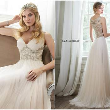 """<a href=""""http://www.maggiesottero.com/dress.aspx?style=5MR054&amp;page=0&amp;pageSize=36&amp;keywordText=&amp;keywordType=All"""" target=""""_blank"""">Maggie Sottero</a>"""