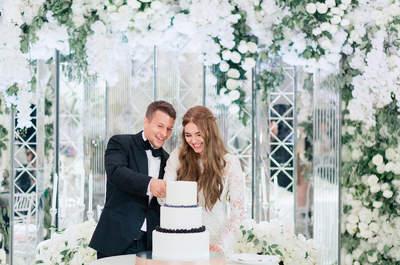 Как выбрать цвета для вашей свадьбы : 5 ключевых советов!