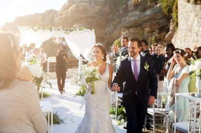 8 моментов со свадьбы, которые сделают вас самой счастливой!