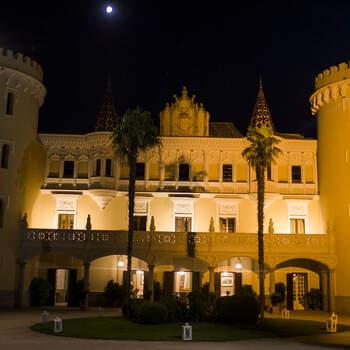 Foto: Castillo de Viñuelas