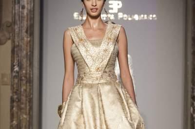 Elisabetta Polignano 2016: abiti da sposa e da invitata di nozze che vi lasceranno senza parole