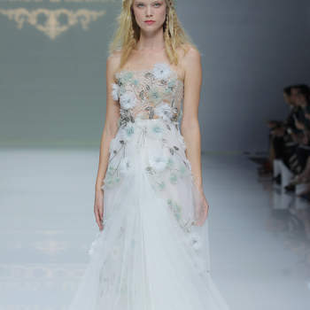Marco&Maria. Credits: Barcelona Bridal Fashion Week