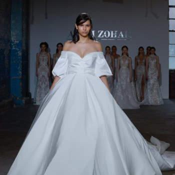Créditos: Adam Zohar, New York Bridal Week