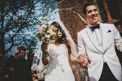 De real wedding van het vreugdevolle bruidspaar Jasper en Julia!