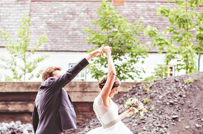 Come organizzare un matrimonio sulle note del Lindy Hop