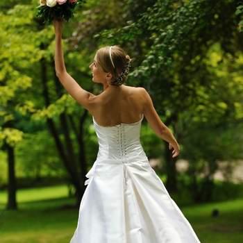 Robe de mariée Catherine Varnier - Modèle Victoria