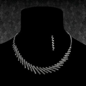 Siéntete como una estrella de cine con este collar. Foto: Access Story. Boutique du soleil.