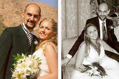 Boda doble en Argentina y España. Foto: Wedding Factory