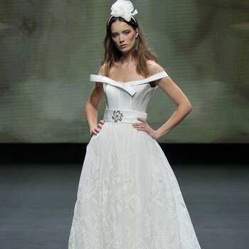 Bellantuono 2021 | Valmont Barcelona Bridal Fashion Week