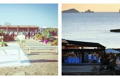 Un lugar perfecto para tu boda ibicenca: Restaurante Ses Roques