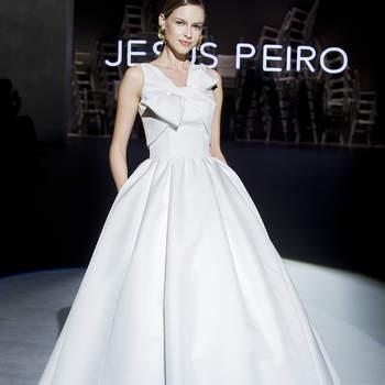 Jesús Peiró. Credits: Valmont Barcelona Bridal Fashion Week