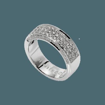 Anel de noivado de Monseo Jewels.