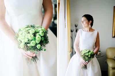 Conjugue as cores tendência 2015 no seu casamento