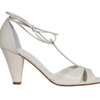Zapatos de novia. Foto: Ellips Desya