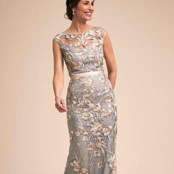 Leonora Dress Silver