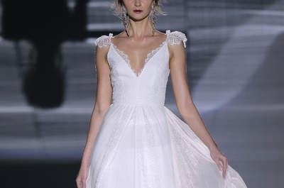 Свадебные платья для худых девушек. Выбирайте самые роскошные модели!