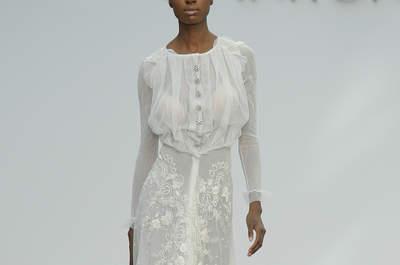 Vestidos de noiva para mulheres altas: modelos mega favorecedores!