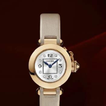 Uhr Miss Pasha - Foto: Cartier